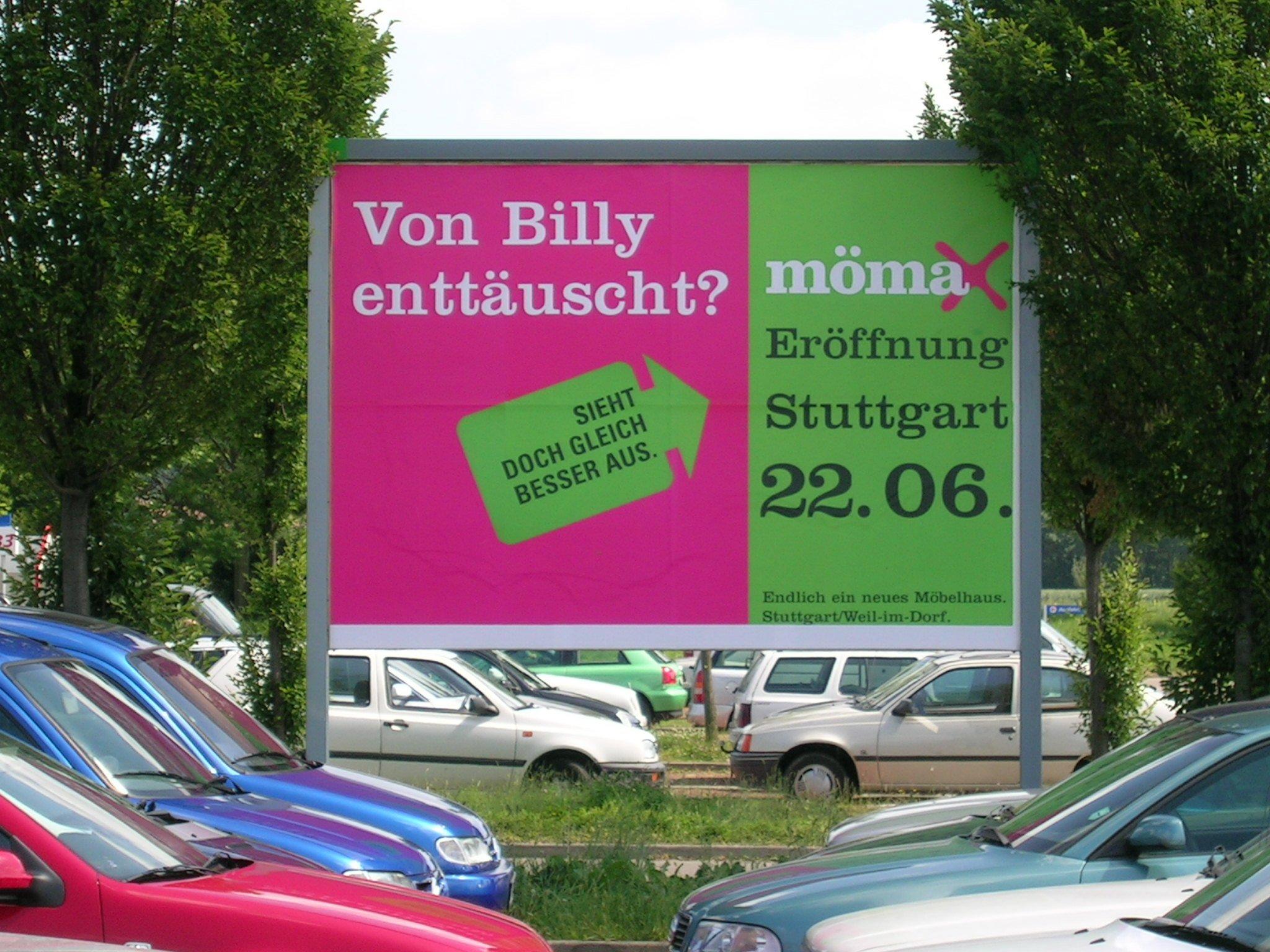 Werbung Von Mömax Jans Weblog