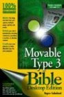 Movable Type 3 Bible Cover