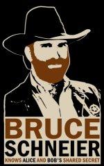 Bruce Schneier als T-Shirt