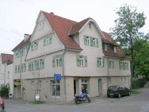 Blick auf meine alte Wohnung in Stuttgart-Zuffenhausen