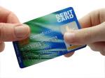 Bezehlen per Kreditkarte
