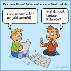 Biometrie-Sammelheft