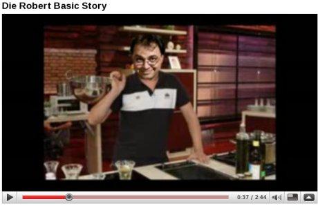 Video: Die Robert-Basic-Story bei YouTube