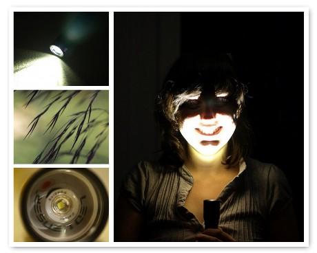 Paula und die Taschenlampe