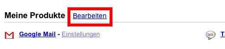 2. Schritt zum Löschen des Google-Kontos
