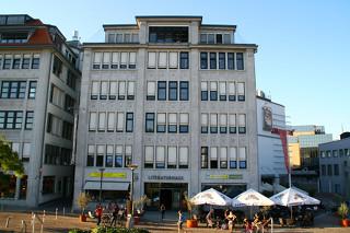 MFG und Literaturhaus