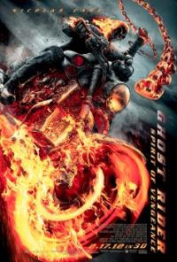 Filmplakat zu Ghost Rider - Spirit of Vengeance