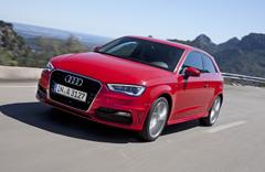 Audi A3 Testfahrten auf Mallorca