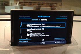 Audi-Twitter-App