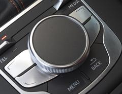 Audi Touchwheel