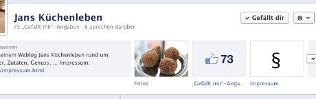 Facebook-Impressum-App: Prüfen