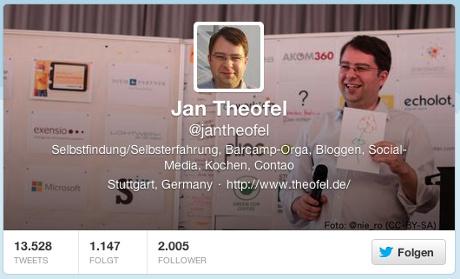 Twitter: Neues Profil