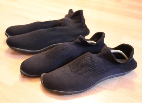 Barfuss-Schuhe von Leguano