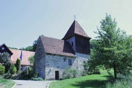 Kirche von Unterscheffach