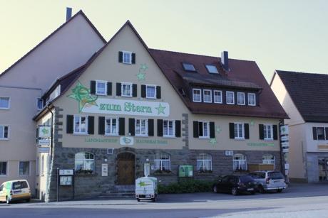 Landgasthof zum Stern - Bühlertann
