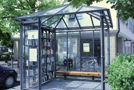 Bücherei in Vellberg