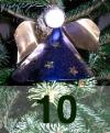 Tür 10: Schokolade Zotter Weihnachtsbote
