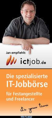 Empfehlung: ictjob.de