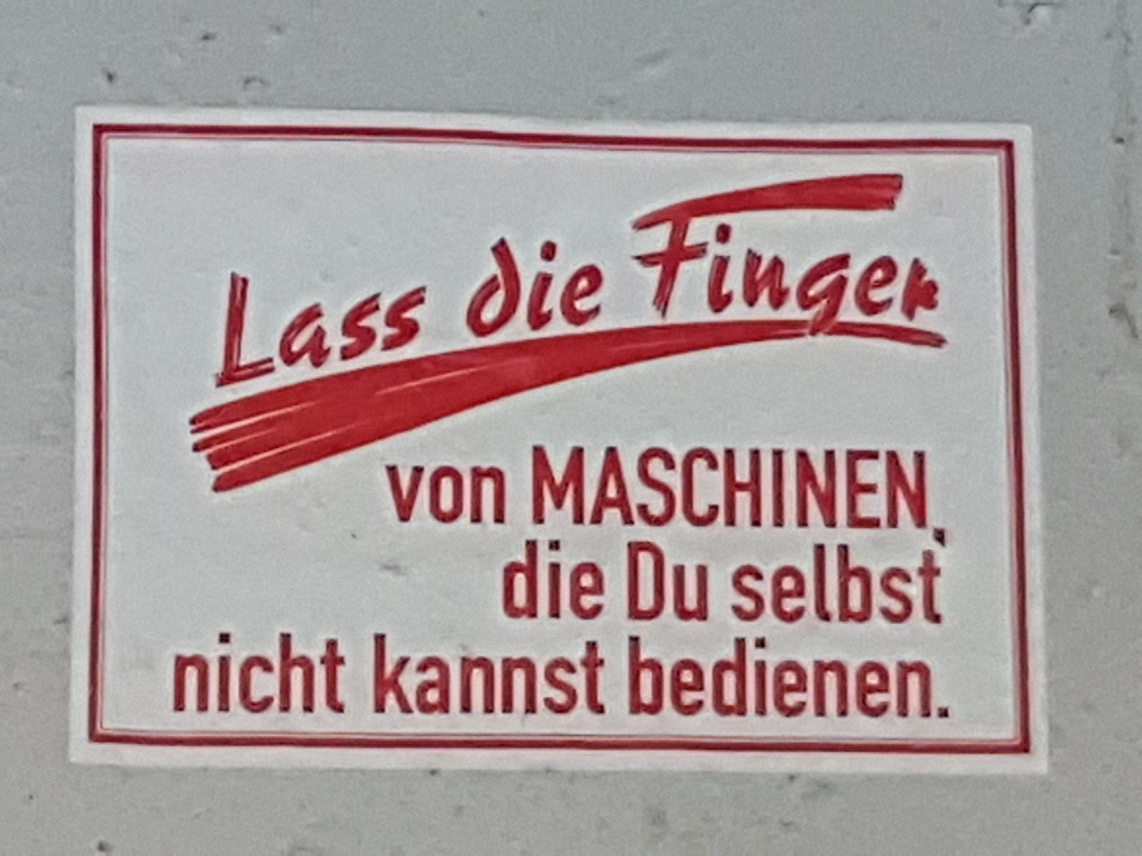 Zitat aus dem DB Museum